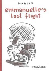 Emmanuelle'S Last Flight - Couverture - Format classique