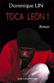 Toca león ! - Couverture - Format classique