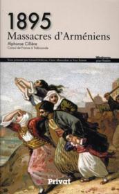 1895, massacres d'Arméniens - Couverture - Format classique
