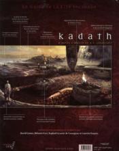 Kadath ; le guide de la cité inconnue - 4ème de couverture - Format classique