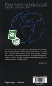 Fragile ; 52 dessins pour l'écologie - 4ème de couverture - Format classique
