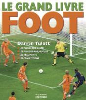 Le grand livre du foot - Couverture - Format classique