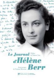 Le journal d'Hélène Berr - Couverture - Format classique