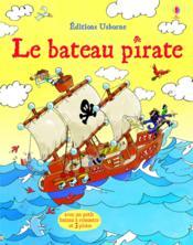 Le bateau pirate - Couverture - Format classique
