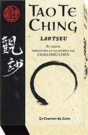 Tao te ching ; coffret (4e édition) - Couverture - Format classique