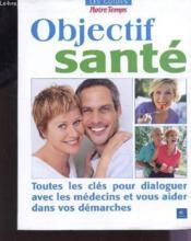 Objectif Sante - Couverture - Format classique