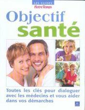 Objectif Sante - Intérieur - Format classique