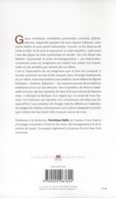 Les bas-fonds ; histoire d'un imaginaire - 4ème de couverture - Format classique