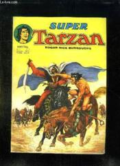 Super Tarzan N° 7. - Couverture - Format classique