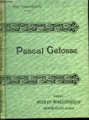 Pascal Gefosse. Moeurs Du Jour. - Couverture - Format classique