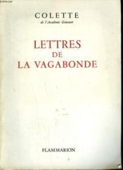 Lettres De La Vagabonde. - Couverture - Format classique