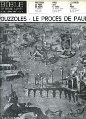 Bible Et Terre Sainte, N° 109, Mars 1969 - Couverture - Format classique