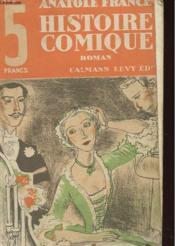 Histoire Comique - Couverture - Format classique
