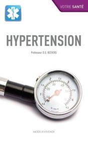 Hypertension - Couverture - Format classique