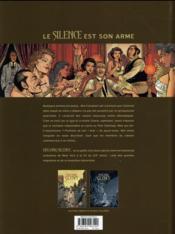 Un long silence t.2 ; que la fête commence ! - 4ème de couverture - Format classique