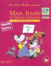 Max, Jules et leurs copains ; CP ; fichier de l'élève t.1 (édition 2006) - Intérieur - Format classique