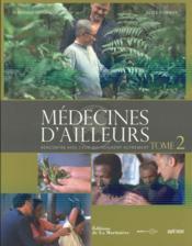 Médecines d'ailleurs t.2 - Couverture - Format classique