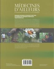 Médecines d'ailleurs t.2 - 4ème de couverture - Format classique
