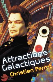 Attractions galactiques - Couverture - Format classique
