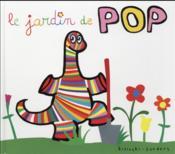 Le jardin de Pop - Couverture - Format classique