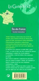 Le Guide Vert T.326 - 4ème de couverture - Format classique