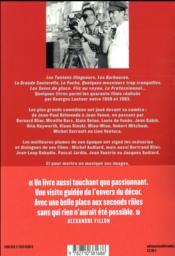 Conversations avec Georges Lautner - 4ème de couverture - Format classique