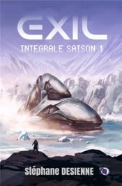 Exil ; intégrale saison 1 - Couverture - Format classique