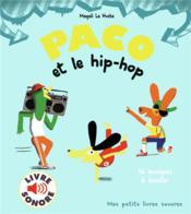 Paco et le hip-hop - Couverture - Format classique