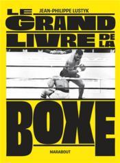 Le grand livre de la boxe - Couverture - Format classique
