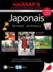 Méthode intégrale ; japonais - Couverture - Format classique