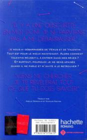 Maudit Cupidon T.3 ; maudite vengeance - 4ème de couverture - Format classique