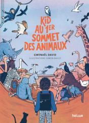 Kid au 1er Sommet des animaux - Couverture - Format classique