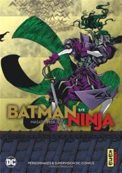 Batman ninja T.2 - Couverture - Format classique