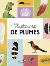 Histoires de plumes - Couverture - Format classique