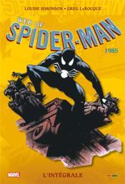 Spider-Man T.41 ; 1985 - Couverture - Format classique