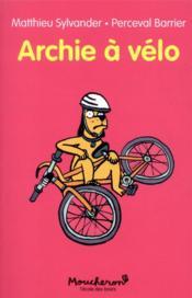 Archie à vélo - Couverture - Format classique