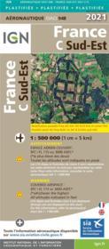 OACI 948 : France C Sud-Est (édition 2021) - Couverture - Format classique