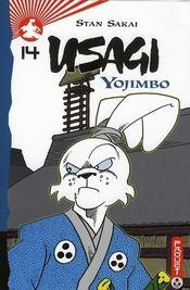 Usagi yojimbo t.14 - Intérieur - Format classique