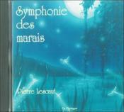 Symphonie Des Marais - Cd - Couverture - Format classique