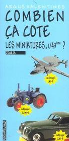 Les miniatures et 1/43 eme - Intérieur - Format classique