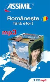 Romaneste fara efort - Couverture - Format classique