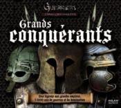 Grands conquérants - Couverture - Format classique