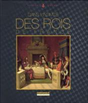 Dans l'intimité des rois de France - Couverture - Format classique
