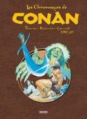 Les chroniques de Conan t.10 ; 1980 t.2 - Couverture - Format classique