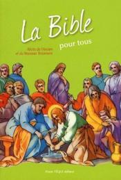 La Bible Pour Tous - La Bible Des Ecoliers - Couverture - Format classique