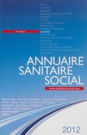 Ass lorraine 2012 - Couverture - Format classique