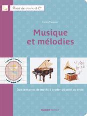 Musique et mélodies - Couverture - Format classique