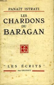 Les Chardons Du Baragan. - Couverture - Format classique