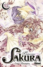 Princesse Sakura t.12 - Couverture - Format classique