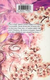 Princesse Sakura t.12 - 4ème de couverture - Format classique